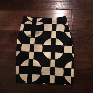 NWT J Crew Pencil Skirt, size 4